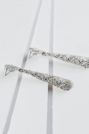 Rock Candy Drops, Silver