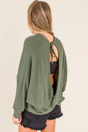 Open Back Thermal