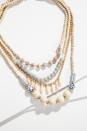 Ivory Bali Beads