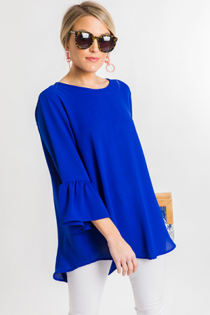 Bethany Tunic, Royal