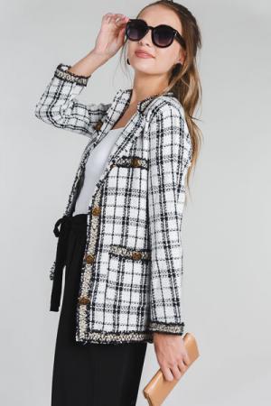 Blair Tweed Jacket