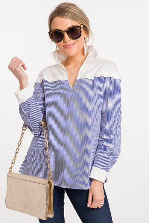 Cadence Cotton Blouse