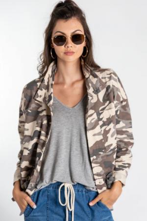 Keepin It Camo Jacket