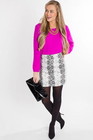 Plush Worthy Sweater, Pink