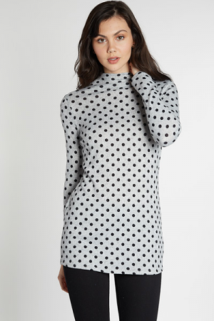 Doll In Dots Tunic