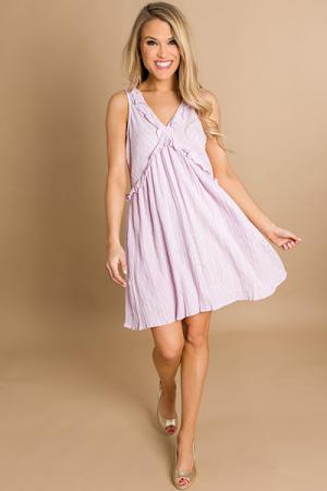 First Date Dress, Lilac
