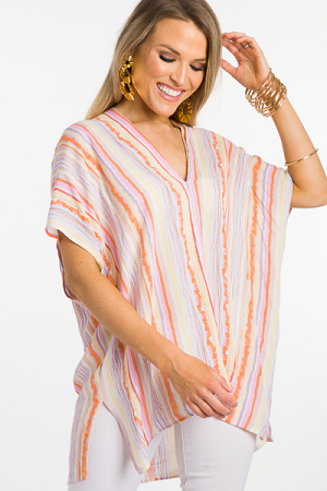 Classic Karlie Tunic, Pastel