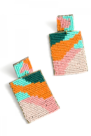 Emily Multicolor Rectangles