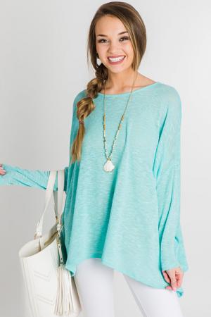 Summer Sweater, Blue