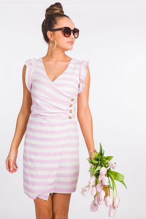 Lavender Lanes Dress