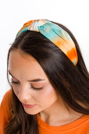 Orange Sea Headband