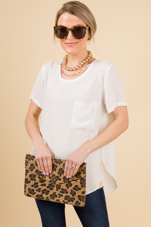 Everyday Blouse, Off White