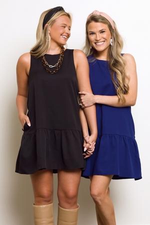 Better Together Dress, Black