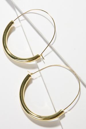 Tube Loops, Gold