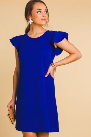 Martha Dress, Royal