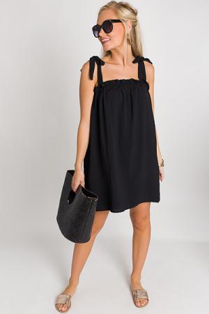 Heartbreaker Dress, Black