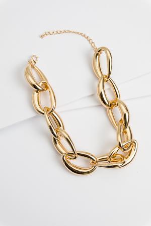 Lightweight Links Necklace