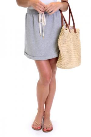 Sporty Spice Skirt, Grey