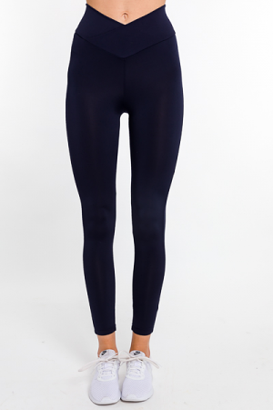 Slinky Cool Legging, Navy