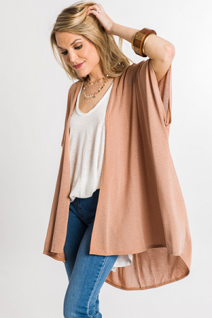Touch of Taupe Cardigan