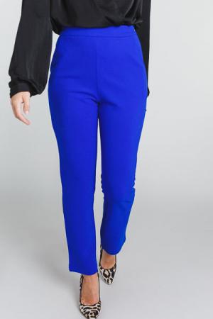 Straight Leg Trouser, Blue