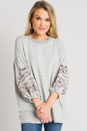 Sissy Stripe Tunic