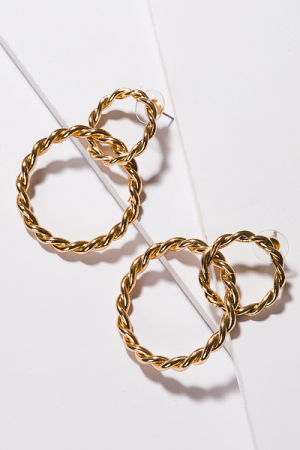 Twisted Gold Loops