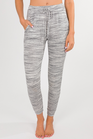 Fade to Gray Joggers