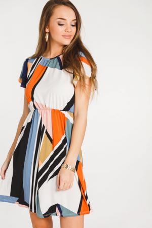 Geo Girl Knit Dress