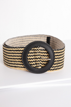 2 Tone Weave Belt