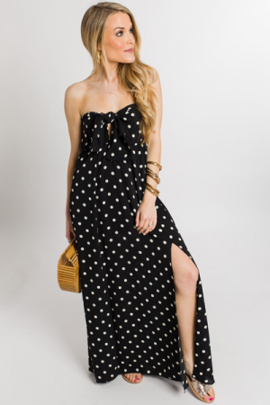 Kate Dotted Maxi