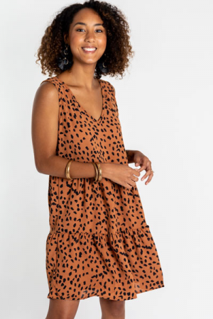 Dottie Spots Dress