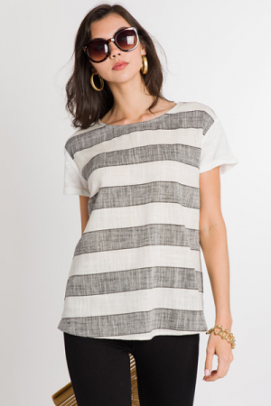 Linen in London Top