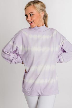 Sunday Sweatshirt, Purple