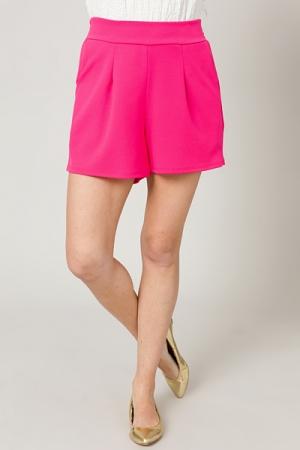 Jodi Shorts, Hot Pink