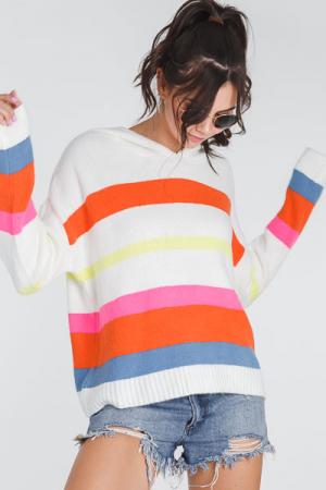 Be Bold Hoodie Sweater