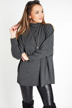 Classic Turtleneck Tunic