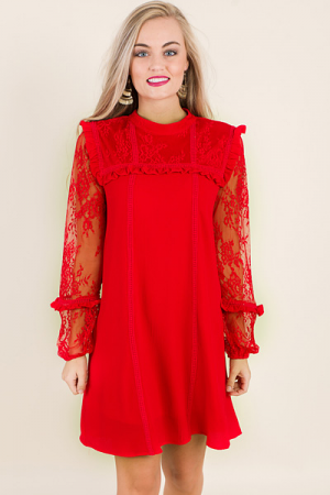 Spicy Lace Dress
