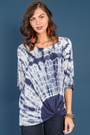 Lost in Waves Top