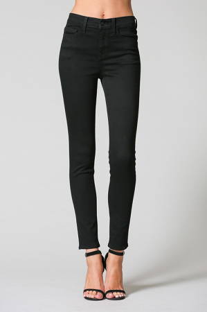 Black Ankle Skinny Jean