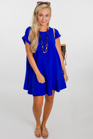 Class Act Dress, Royal