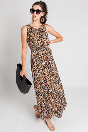 Jungle Queen Maxi