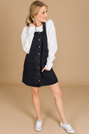Townie Overall Dress